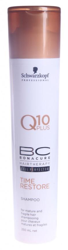 SCHWARZKOPF PROFESSIONAL Шампунь мицеллярный для возрастных волос / BC Q10 Time Restore 250 мл