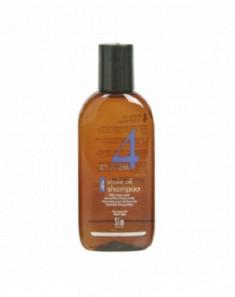 Шампунь терапевтический №4 для очень жирной, чувствительной и раздраженной кожи головы SIM SENSITIVE System4 100 мл