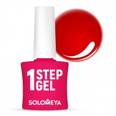 SOLOMEYA Гель-лак однофазный для ногтей, 19 перец / One Step Gel Pepper 5 мл