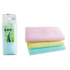 мочалка для душа sungbo cleamy clean & beauty roll wave shower towel