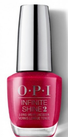 Лак для ногтей OPI Infinite Shine Long-Wear Lacquer PeruBRuby ISLA18