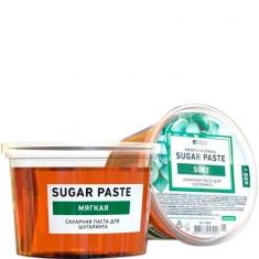 Сахарная паста для шугаринга Sugar мягкая MILV