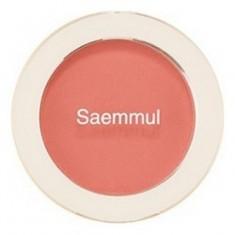 Румяна THE SAEM Saemmul Single Blusher CR03 Sunshine Coral 5гр