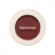 Тени для век мерцающие THE SAEM Saemmul Single ShadowShimmer RD06 2гр