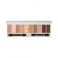 Палетка теней для глаз the SAEM Color Master Shadow Palette 01 Baked Peanut