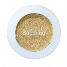 Тени для век кремовые THE SAEM Saemmul single shadow (paste) YE01 Honey Gelato 1,8гр