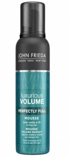 Мусс для создания объема с термозащитным действием John Frieda Luxurious Volume 200 мл