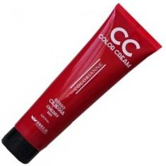 Brelil cc cream колорирующий крем вишня 150 мл. (красный
