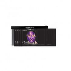 Трехкомпонентный комплекс масок ГЛУБОКОЕ УВЛАЖНЕНИЕ И РЕЛАКС Double Dare OMG! Platinum Purple Facial Mask Kit 5 шт