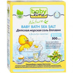 Соль для ванны BABYLINE