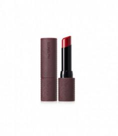 Помада для губ матовая THE SAEM Kissholic Lipstick Extreme Matte OR01 Orange Bianco 3,8гр