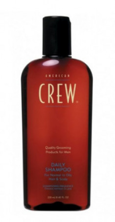 Шампунь для ежедневного ухода за волосами American Crew DAILY SHAMPOO 250мл