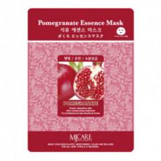 Маска тканевая гранат Mijin Pomegranate Essence Mask 23гр