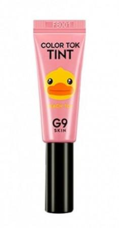 Тинт для губ Berrisom G9 skin Color Tok Tint 04 PeachTok 5мл