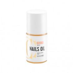 Lucas' Cosmetics, Масло для кутикулы CC Nails, персик, 30 мл