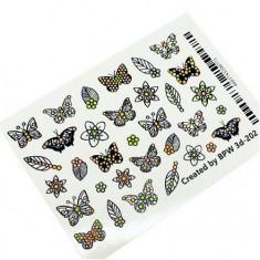 BPW.style, 3D-слайдер «Бабочки» №3d-202