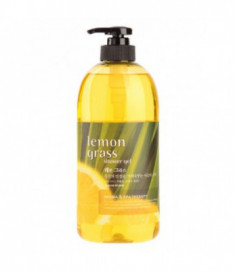 Гель для душа Welcos Body Phren Shower Gel (Lemon Grass) 730мл