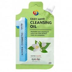 масло гидрофильное eyenlip easy herb cleansing oil
