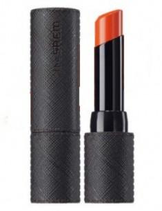 Помада для губ кремовая THE SAEM Kissholic Lipstick M OR02 Orange Flavor 4,1г