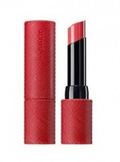 Помада для губ матовая THE SAEM Kissholic Lipstick S CR01 Best Seller 4,1г