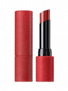 Помада для губ матовая THE SAEM Kissholic Lipstick S RD06 Red Brick 4,1г