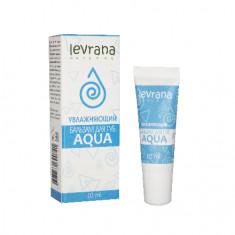 Levrana, Бальзам для губ Aqua, 10 мл