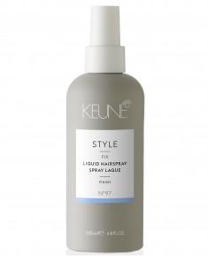 KEUNE Лак для волос неаэрозольный / STYLE LIQUID HAIRSPRAY 200 мл
