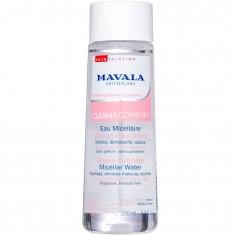 Смягчающая Альпийская Мицеллярная Вода Clean & Comfort MAVALA