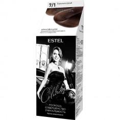 Estel Celebrity Краска-уход для волос тон 7/1 пепельно-русый