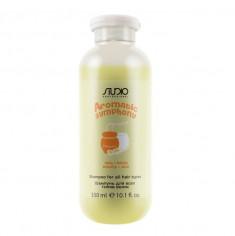 KAPOUS Шампунь для всех типов волос Молоко и мед / Aromatic Symphony 350 мл