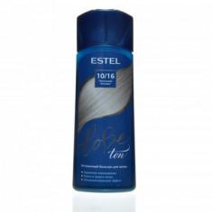 Estel Love ton оттеночный бальзам для волос тон 10/16 пепельный блондин 150мл