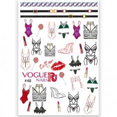 Vogue Nails, 3D-слайдер №48