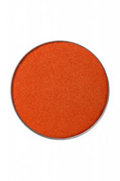 Тени пастель компактные сухие Make-Up Atelier Paris PL18 оранжевый, запаска 3,5 гр