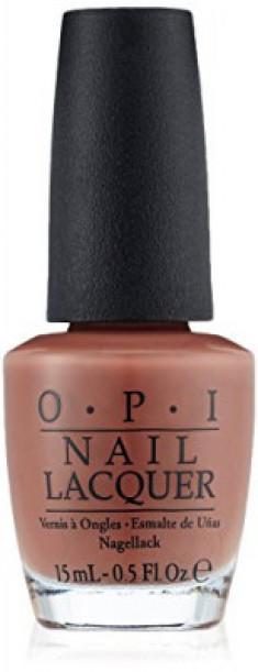 Лак для ногтей OPI CLASSIC NLC89 Chocolate Moose 15 мл