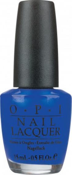 Лак для ногтей OPI CLASSIC NLB24 Blue My Mind 15 мл