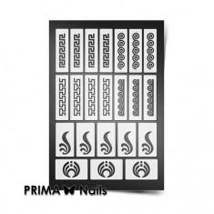 Prima Nails, Трафареты «Греция»