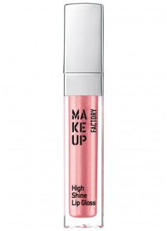Блеск для губ Розовая глазурь MAKE UP FACTORY
