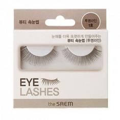 Накладные ресницы THE SAEM Eyelash Clear Line 1