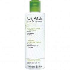Очищающая мицеллярная вода для жирной и комбинированной кожи Uriage