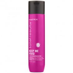 Шампунь для окрашенных волос Matrix Total results Keep me vivid 300 мл
