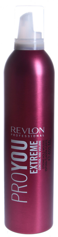 REVLON PROFESSIONAL Мусс сильной фиксации для волос / PROYOU EXTREME 400 мл