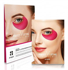 AVAJAR Патчи лифтинговые для глаз / Perfect V lifting premium eye mask 1 пара