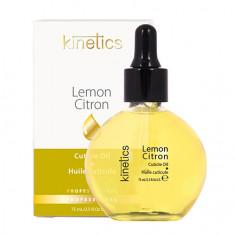 Kinetics, Масло для кутикулы Lemon, 75 мл