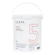 Saona Cosmetics, Сахарная паста для депиляции Hot, твердая, 3500 г