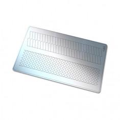 Freedecor, Металлизированные наклейки №132, серебро