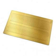 Freedecor, Металлизированные наклейки №134, золото