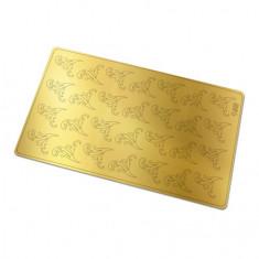 Freedecor, Металлизированные наклейки №155, золото