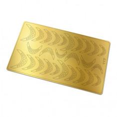 Freedecor, Металлизированные наклейки №117, золото