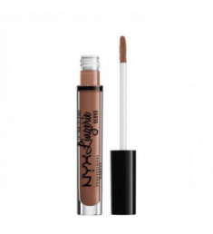NYX PROFESSIONAL MAKEUP Блеск для губ Lip Lingerie Gloss - Sable 05