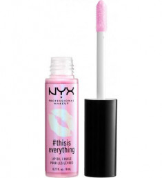 NYX PROFESSIONAL MAKEUP Масло для губ #thisiseverything Lip Oil - Sheer Blush